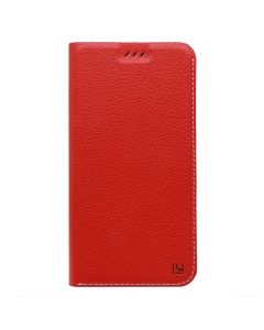 Husa iPhone X Just Must Book New Jacket Red