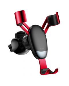Suport Baseus Auto Mini Gravity Red