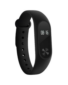 Xiaomi Bratara Fitness Mi Band 2 Negru (senzor HR, display OLED)