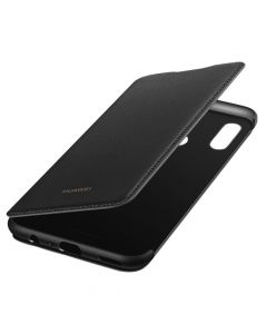 Husa Huawei P Smart (2019) Huawei Book Wallet Cover Black