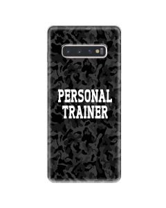 Husa Samsung Galaxy S10 Plus G975 Lemontti Silicon Art Personal Trainer