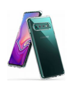 Carcasa Samsung Galaxy S10 G973 Ringke Fusion Transparent
