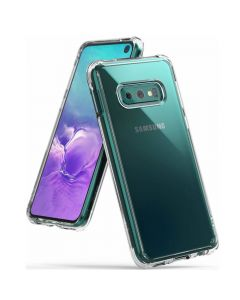 Carcasa Samsung Galaxy S10e G970 Ringke Fusion Transparent