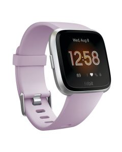 Smartwatch Fitbit Versa Lite Lilac / Silver Aluminum
