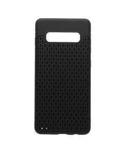 Husa Samsung Galaxy S10 G973 Just Must Silicon Stripe Soft Black