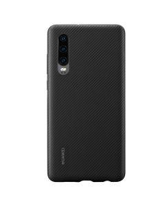 Carcasa Huawei P30 Huawei PU Case Black