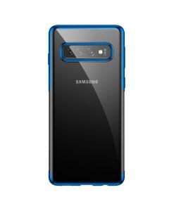 Husa Samsung Galaxy S10 G973 Baseus Silicon Shining Blue