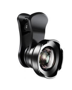 Lentile Camera Profesionale HD Baseus Magic pentru Telefon si Tableta Black