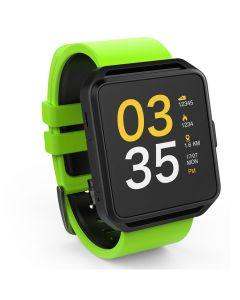 Maxcom Smartwatch FitGo FW15 Square Verde (Bluetooth 4.0)
