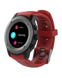 Maxcom Smartwatch FitGo FW17 Power, GPS Rosu(Bluetooth 4.0)