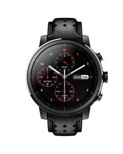 Xiaomi Smartwatch Amazfit Stratos Plus, MultiSp GPS Negru (Bluetooth 4.0)