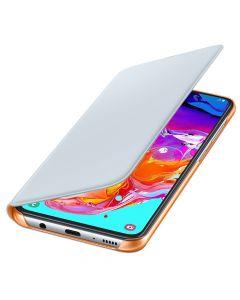 Husa Samsung Galaxy A70 Samsung Book Wallet Cover White