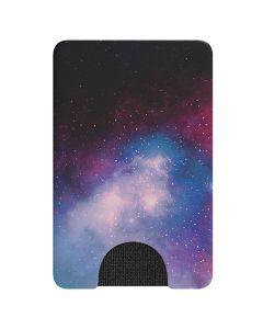 Suport Popsockets telefon PopWallet Blue Galaxy