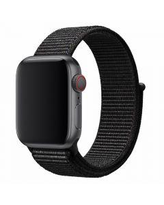 Curea Apple Watch 4 38mm / 40mm Devia Deluxe Series Sport 3 Black