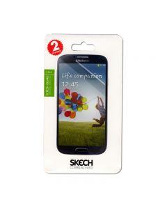 Folie Samsung Galaxy S4 i9500 Skech Clear (2 fata)