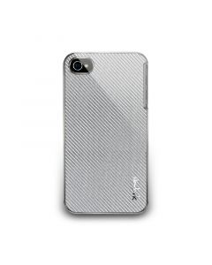 Carcasa iPhone 4/4S Navjack Corium Thistle Silver