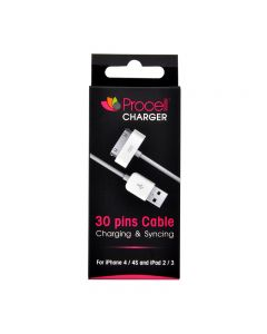 Cablu iPhone 4/4S Procell USB