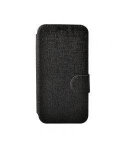 Husa Samsung Galaxy S5 Mini G800 Lemontti Book Jelly Negru