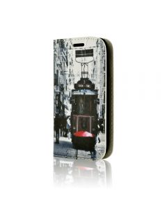 Husa Samsung Galaxy S3 Mini i8190 Lemontti Happy Life City