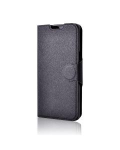Husa Samsung Galaxy Grand Prime G530 Lemontti Book Jelly Negru