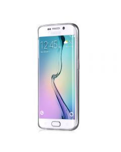 Husa Samsung Galaxy S6 Edge G925 Devia Silicon Naked Crystal Clear (0.5mm)