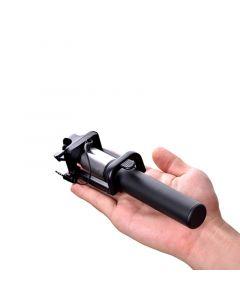 Suport Universal Devia Selfie Stick Black (cu fir)