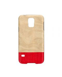 Carcasa Samsung Galaxy S5 G900 Man&Wood Lemn Slim Miss Match