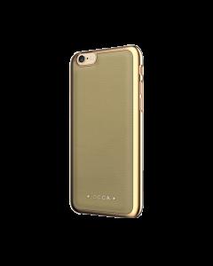 Carcasa iPhone 6/6S Occa Absolute Khaki (piele naturala)