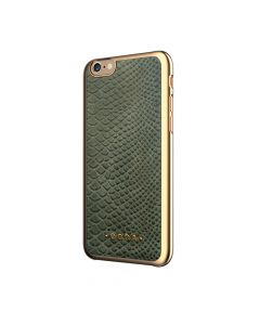 Carcasa iPhone 6/6S Occa Wild Gray (piele naturala)