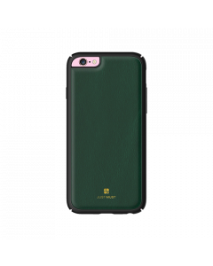 Carcasa iPhone 6/6S Just Must Armour Olive (protectie margine 360�)