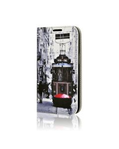 Husa Samsung Galaxy Core Prime G360 Lemontti Happy Life City