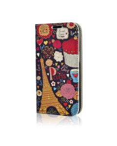 Husa Samsung Galaxy Core Prime G360 Lemontti Happy Life Paris Journal