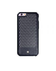 Carcasa iPhone 6/6S Just Must Carve III Black (protectie margine 360°)