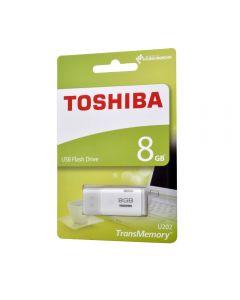 Stick Memorie Toshiba TransMemory 2.0 Alb 8 GB