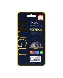 Folie iPhone 4/4S Hugu Antishock Fullbody (1 fata + 1 spate + laterale)