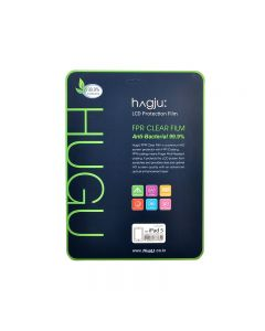 Folie iPad 5 Retina Hugu Clear Antifingerprint (2 fata)