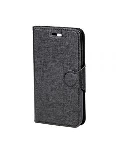 Husa Huawei Ascend Y360 / Y3 Lemontti Book Jelly Negru