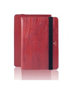 "Husa Tableta 7"" - 8"" Just Must Flip Vintage Universala Red"