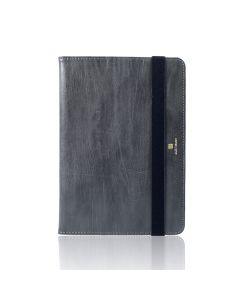 """Husa Tableta 8"""" - 9"""" Just Must Flip Vintage Universala Gray"""