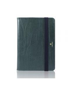 """Husa Tableta 9"""" - 10"""" Just Must Flip Vintage Universala Olive"""
