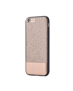 Carcasa iPhone 6/6S Devia Racy Champagne Gold