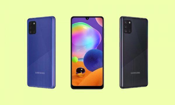Samsung Galaxy A31: caracteristici, design si pret